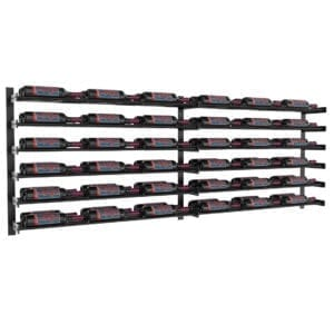 VintageView Evolution Wine Wall Extension Kit 30 inches